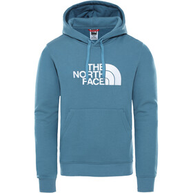 The North Face Drew Peak Sudadera con capucha Hombre, mallard blue/TNF white